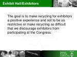 exhibit hall exhibitors