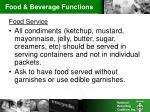 food beverage functions8