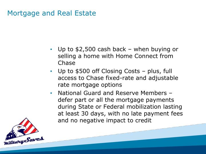 Mortgage and Real Estate