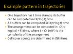 example pattern in trajectories5