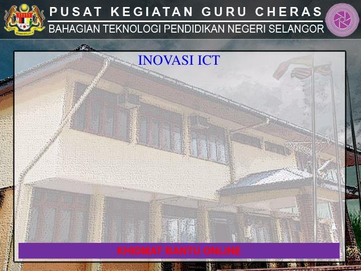 INOVASI ICT