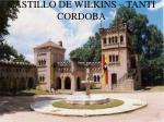 castillo de wilkins tanti cordoba