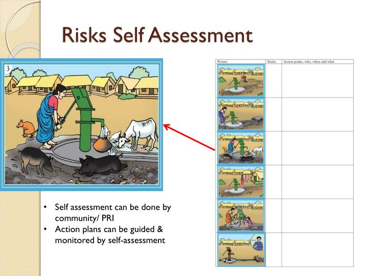 Risks Self Assessment