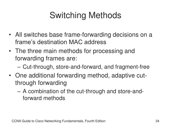 Switching Methods