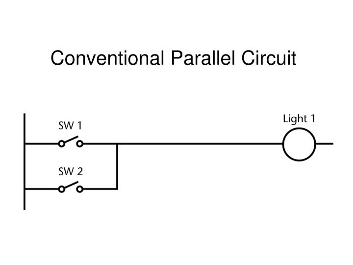 Conventional Parallel Circuit