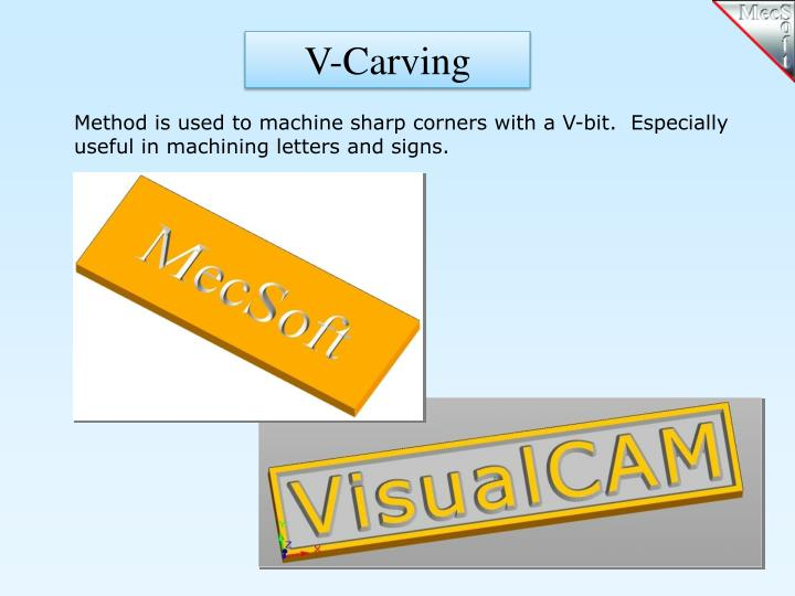 V-Carving