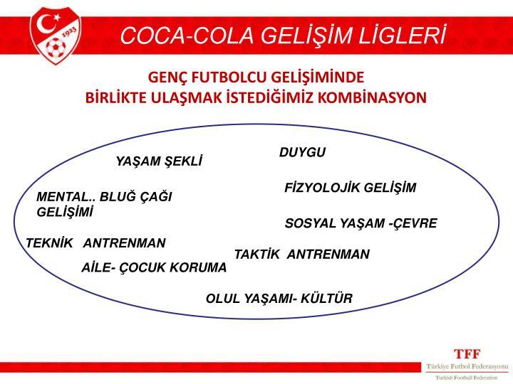 COCA-COLA GELİŞİM LİGLERİ