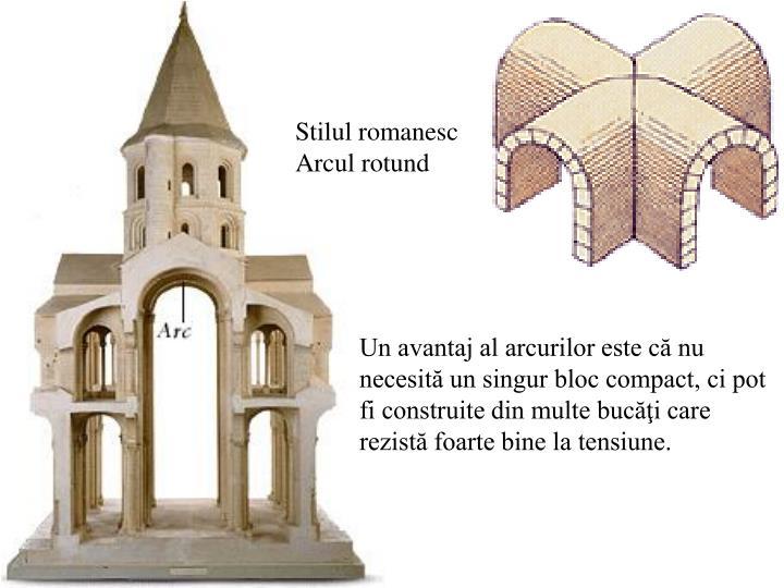 Stilul romanesc
