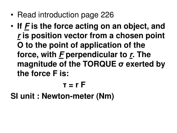Read introduction page 226