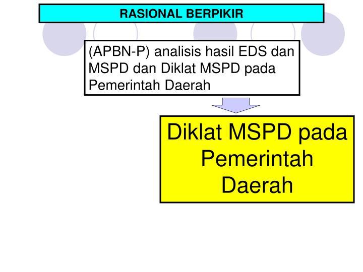 RASIONAL BERPIKIR