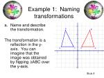 example 1 naming transformations1