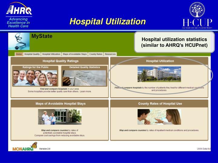 Hospital Utilization