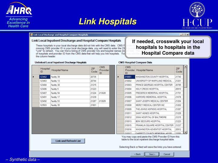 Link Hospitals