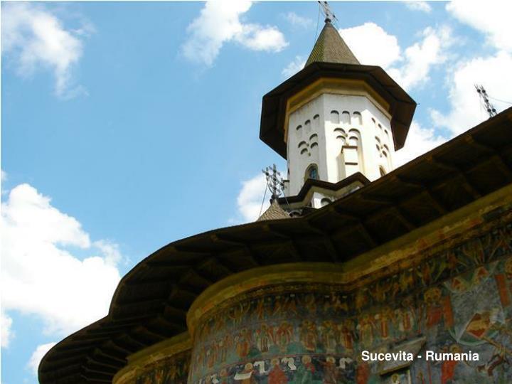 Sucevita - Rumania
