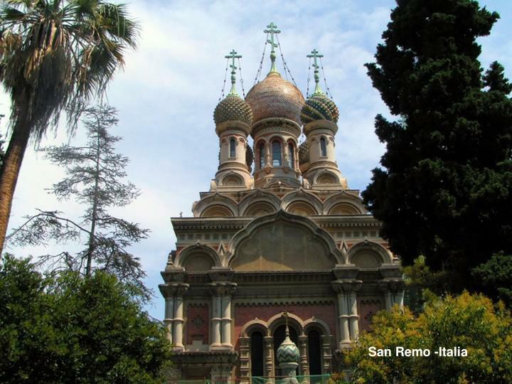 San Remo -Italia