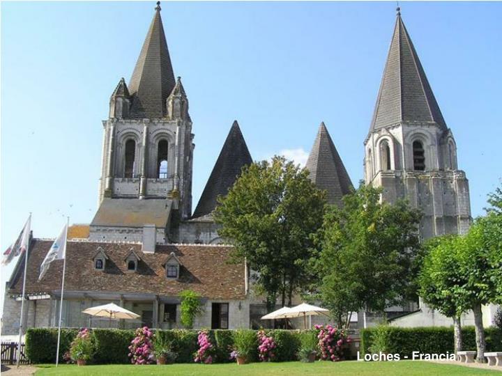 Loches - Francia