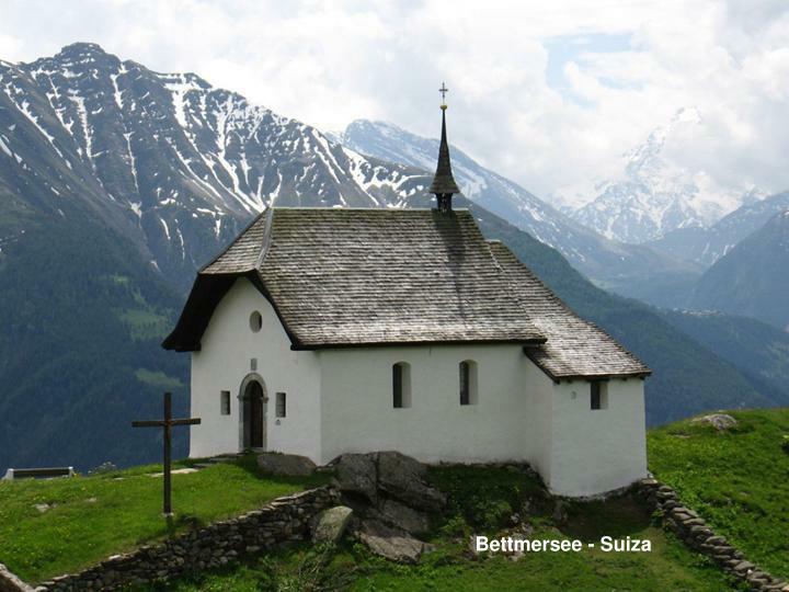 Bettmersee - Suiza