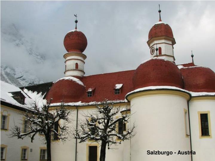 Salzburgo - Austria