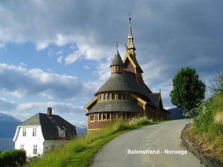 Balenstrand - Noruega