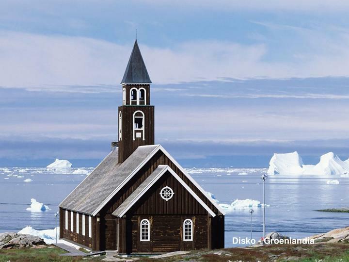 Disko - Groenlandia