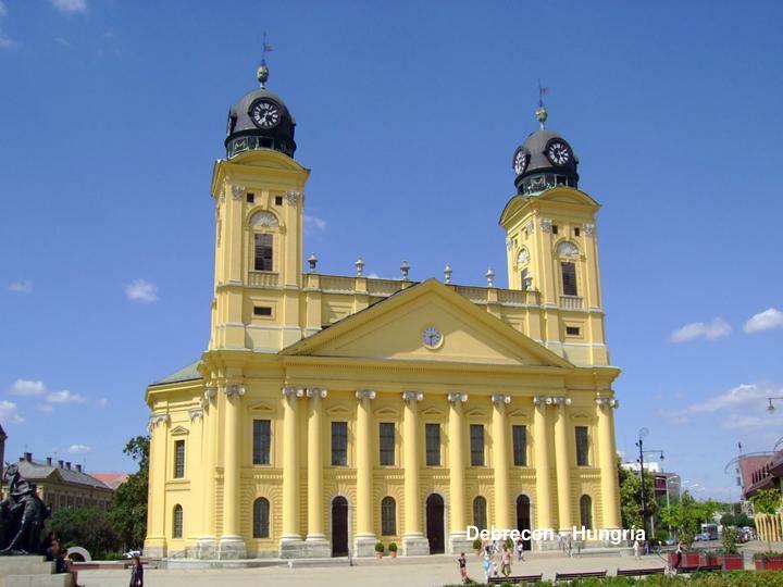 Debrecen - Hungría