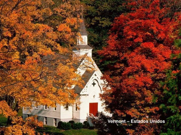 Vermont – Estados Unidos