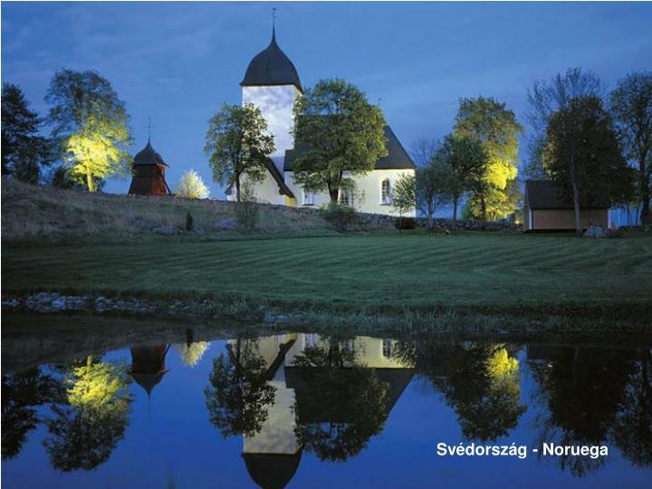 Svédország - Noruega