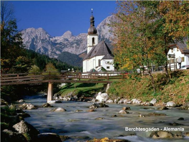 Berchtesgaden - Alemania