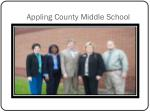 appling county middle school