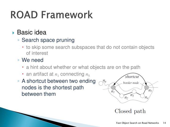 ROAD Framework