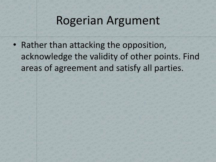Rogerian