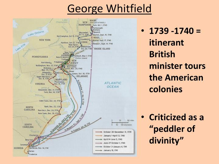 George Whitfield