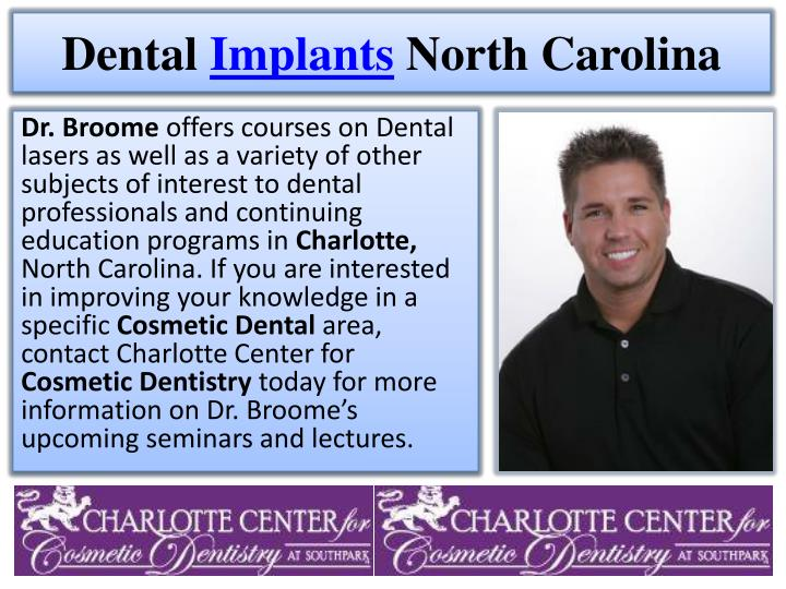 Dental implants north carolina