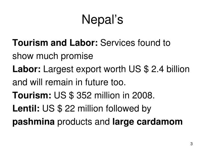 Nepal's