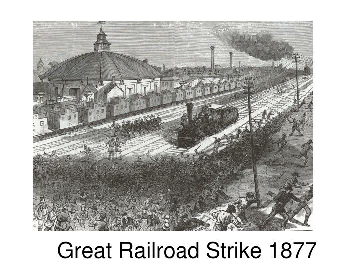 Great Railroad Strike of 1922