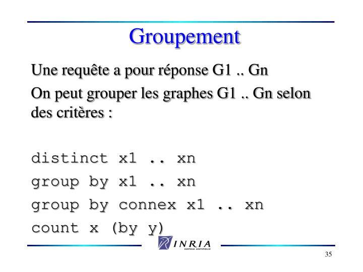 Groupement