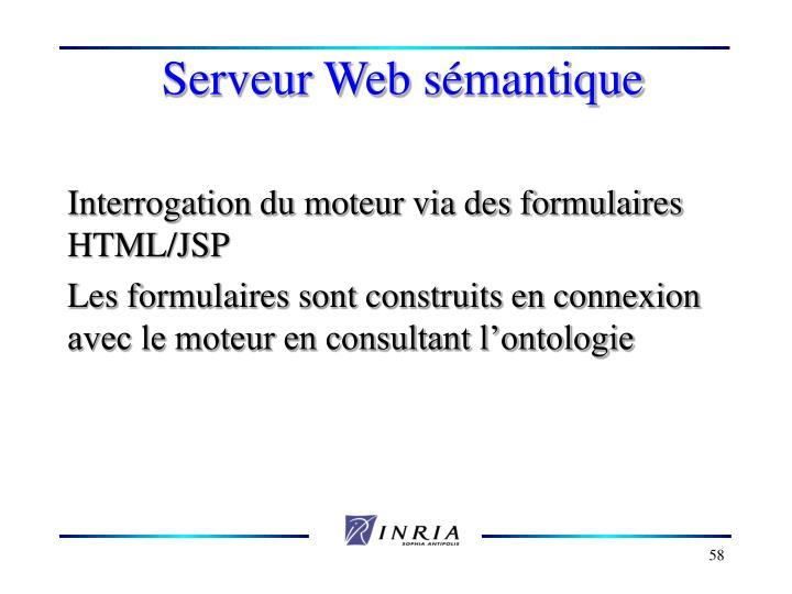 Serveur Web s