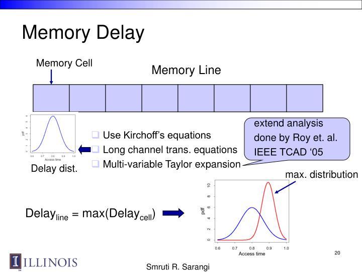 extend analysis