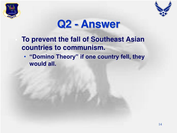 Q2 - Answer