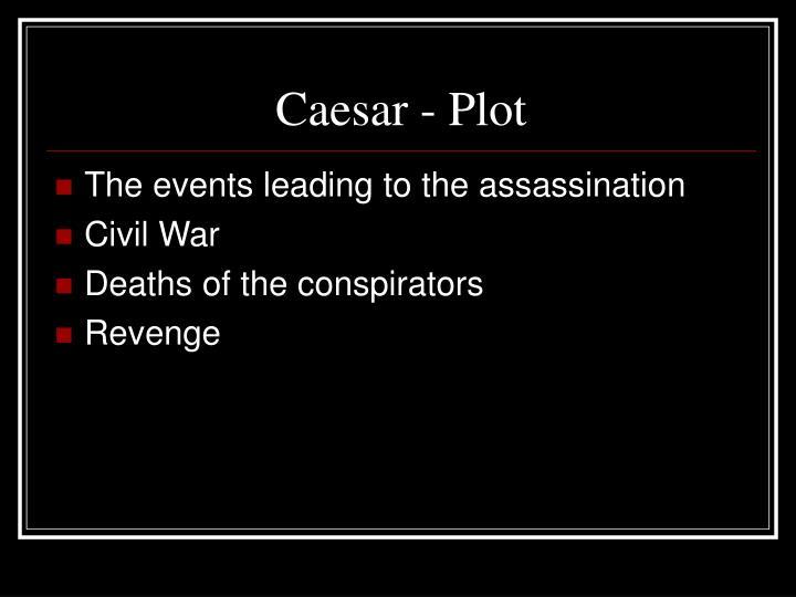 Caesar - Plot
