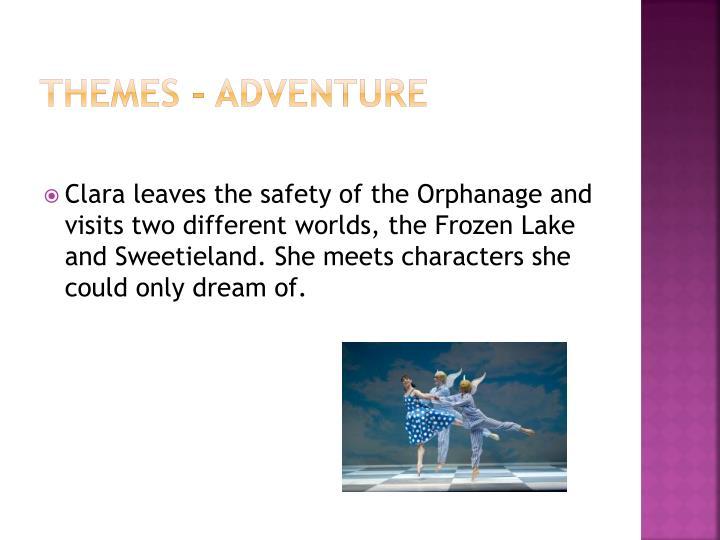Themes - adventure