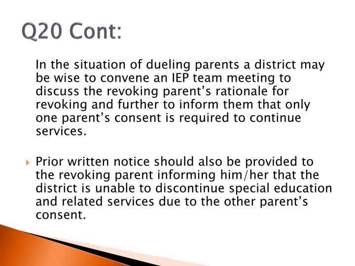 Q20 Cont: