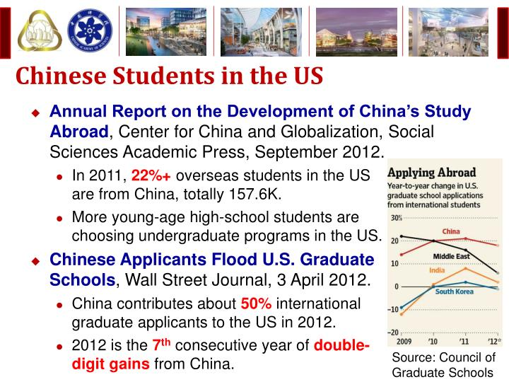 Chinese Students in the US