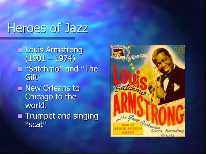 Heroes of Jazz