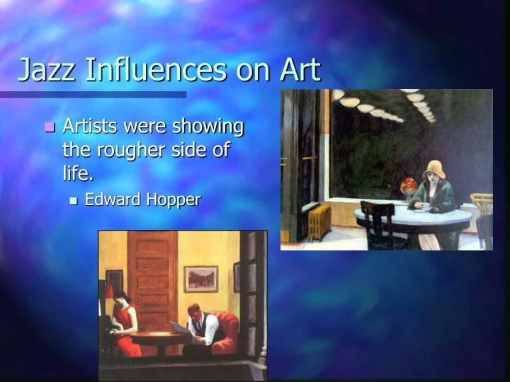 Jazz Influences on Art