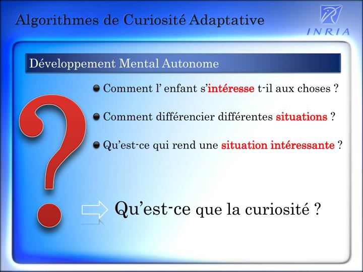Développement Mental Autonome