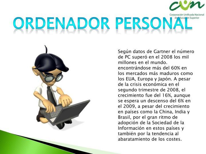 Ordenador personal