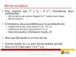 bornes et valeurs2