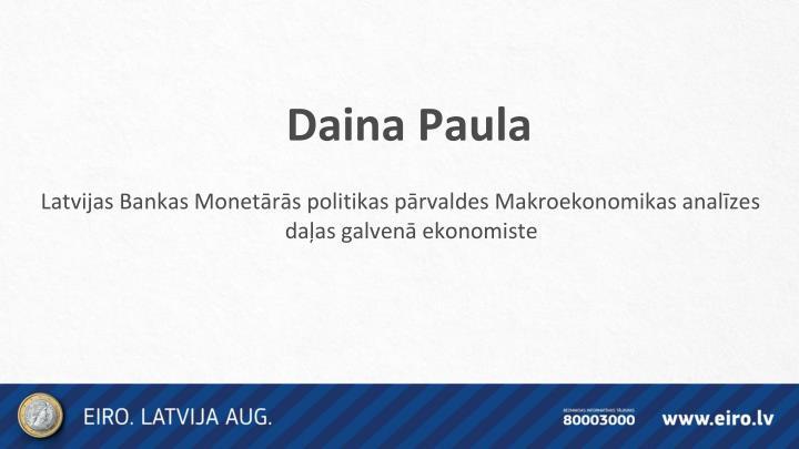 Daina Paula