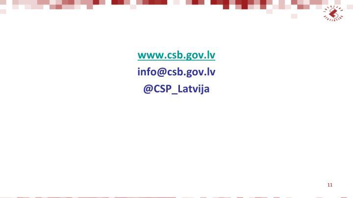 www.csb.gov.lv
